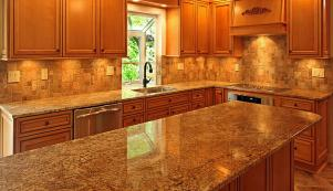 Check out our custom countertops and backsplashes.