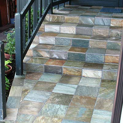 Outdoor Environmental Exposure Has The Potential To Effect The Durability  And Safety Of Certain Exterior Flooring Installations.